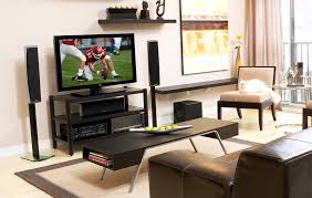 livingroom tv small living room tv wall image d house with modern
