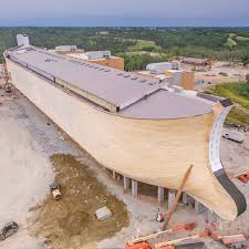 Kentucky travel scale images Noah 39 s ark in kentucky full scale park open to the public jpg