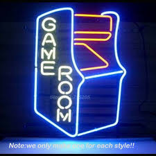 neon chambre neon sign for live custom arrow neon bulbs sign retail signage