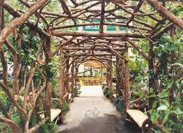 wedding arch log rustic arbors pergolas wedding chuppahs branch trellises