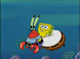 image mr krabs in the sponge who could fly 11 png