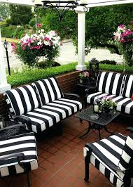 Outside Cushions Patio Furniture Garden Cushions Pads Cushion Pads With Ties Outdoor Chair Cushions