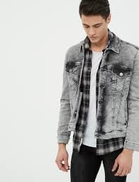 """Cách phá 'i Ä'á """" vá ›i áo khoác jeans mu nam hot nhất 2017"""