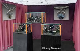 art show display lighting looking for compact jewelry display art fair insiders