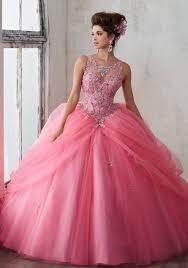quinceanera pink dresses mori vizcaya quinceañera dress style 89125pk quinceanera mall