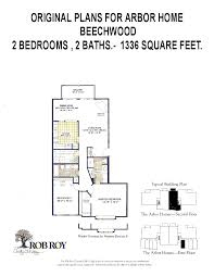 beechwood homes floor plans rob roy country club village floor plans