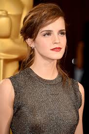 emma watson hairdos easy step by step how to copy emma watson s perfectly messy oscars hair