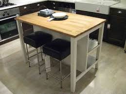 Kitchen Island And Stools by Decor Interesting Stenstorp Kitchen Island For Kitchen Furniture