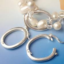 sterling silver pearls necklace images Sterling silver pearl necklace shortener 25 00 simply pearls jpg