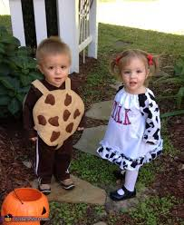 4 Month Halloween Costume Cookies Milk Halloween Costume Contest Costume Works