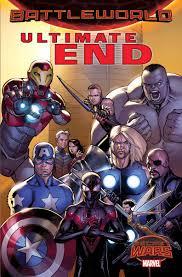 ultimate marvel ultimate marvel heroes vs 616 heroes in ultimate end 1 look