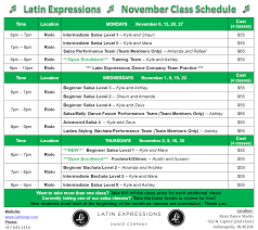 Makeup Classes Indianapolis Classes Latin Expressions Dance Company