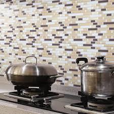kitchen backsplash peel and stick flooring backsplash glass tile