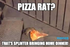 Memes About Pizza - from pizza rat to left shark 2015 s top memes