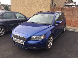 volvo inc volvo v50 2 0 d se service history inc recent t belt done in