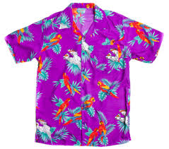 Halloween Hawaiian Shirt by Parrot Print Hawaiian Shirt Ragstock