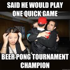 Beer Pong Meme - funny for pong memes funny www funnyton com