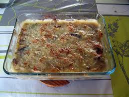 cuisiner poule recette de gratin de restes de poule au pot