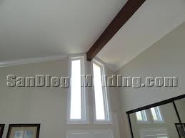 Crown Molding For Vaulted Ceiling by San Diego Molding Crown Moulding Main Page