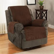 beautiful wing recliner slipcover ideas make tie on wing