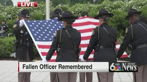 Fallen Officer Flag Fallen Hero Kerrie Orozco Honored In D C
