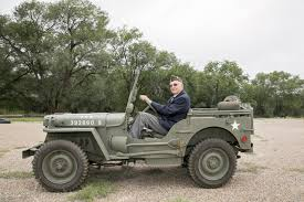 willys army jeep photos a wwii jeep survives 75 years later wsj