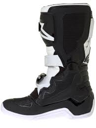 motocross boots australia alpinestars black white tech seven s kids mx boot alpinestars
