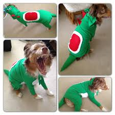 yoshi costume for dog family pinterest yoshi costume and