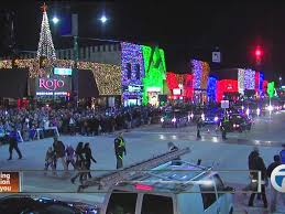 lighting up downtown rochester to celebrate lagniappe wxyz com