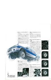 2000 nissan truck d22 dealer brochure japanese market nicoclub