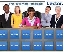 templates elearning learning