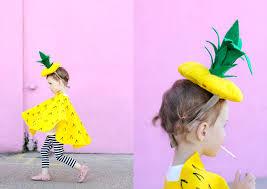 Halloween Costumes Hats Sew Pineapple Halloween Costume