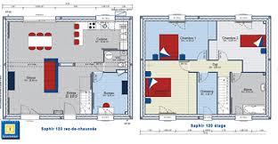surface d une chambre maisons sesame nous présente modèle saphir ma future maison