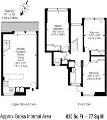 Hatfield House Floor Plan by 3 Bedroom Duplex For Sale In Golden Lane Estate Ec1y Ec1y