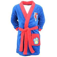 robe de chambre 2 ans robe de chambre peignoir pour enfant pat patrouille paw patrol