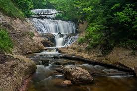 Michigan waterfalls images Footsore fotography photo keywords northern michigan waterfalls jpg