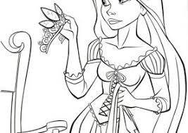 disney princesses coloring pages coloring4free com