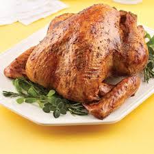 apricot herb glazed turkey recipe land o lakes