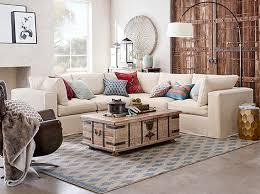 pottery barn livingroom living room furniture pottery barn