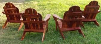 Brown Plastic Adirondack Chairs 12 Beautifully Designed Wood And Plastic Adirondack Chairs For