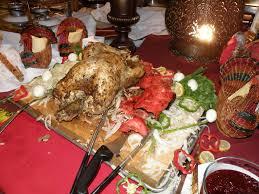 thanksgiving lunch at shahnawaz halal restaurant in edison