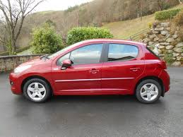 peugeot 207 new peugeot 207 1 4 hdi millenium 5 door car for sale llanidloes powys