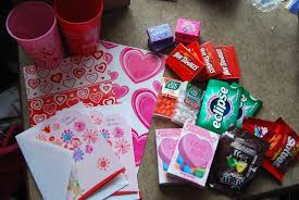 where to buy goodie bags to put together inexpensive s day goodie bags