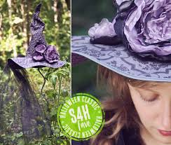 the dead roses witch hat sew4home halloween classic sew4home
