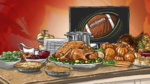 what s your favorite part of thanksgiving dinner