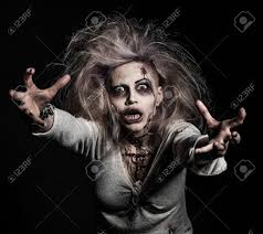 Scary Zombie Halloween Makeup by Female Creature Google Search Witch Looks Pinterest Google