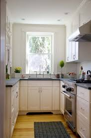 White Kitchen Cabinets With Black Granite Countertops 27 Antique White Kitchen Cabinets Amazing Photos Gallery