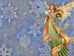 christmas angel vintage style christmas angel picture happy christmas new year