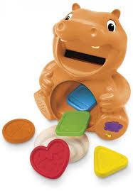 jouet éducatif bébé formes et couleurs playskool hippo pearl fr