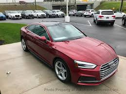 pink audi 2018 audi a5 coupe 2 0 tfsi premium manual coupe for sale in